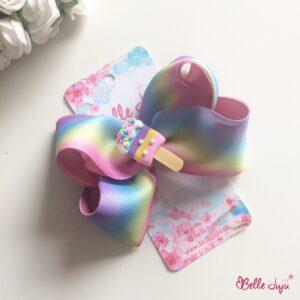 Gancho - Gelado colorido
